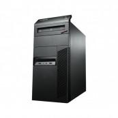 Calculator Lenovo Thinkcentre M73P Tower, Intel Core i3-4130 3.40GHz, 4GB DDR3, 320GB SATA, DVD-RW, Second Hand Calculatoare Second Hand