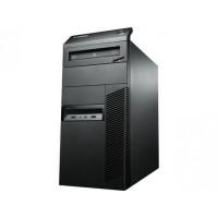 Calculator Lenovo Thinkcentre M73P Tower, Intel Core i3-4130 3.40GHz, 4GB DDR3, 320GB SATA, DVD-RW
