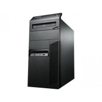 Calculator Lenovo Thinkcentre M73P Tower, Intel Core i5-4460 3.20GHz, 4GB DDR3, 500GB SATA, DVD-RW