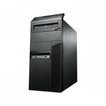 Calculator Lenovo Thinkcentre M73P Tower, Intel Core i5-4460 3.20GHz, 4GB DDR3, 500GB SATA, DVD-RW, Second Hand Calculatoare Second Hand