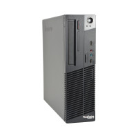 Calculator Lenovo ThinkCentre M75e SFF, Phenom II x2 B53 2.80GHz, 4GB DDR3, 250GB SATA