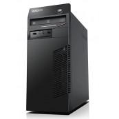 Calculator Lenovo M79 Tower, AMD A4-6300B 3.70GHz, 4GB DDR3, 250GB SATA, DVD-RW + Windows 10 Home, Refurbished Calculatoare Refurbished
