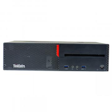 Calculator LENOVO M800 SFF, Intel Core i5-6500 3.20GHz, 4GB DDR4, 240GB SSD, DVD-RW, Second Hand Calculatoare Second Hand