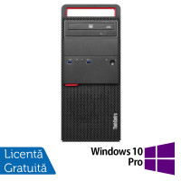 Calculator LENOVO M800 Tower, Intel Core i5-6500 3.20GHz, 4GB DDR4, 120GB SSD, DVD-RW + Windows 10 Pro