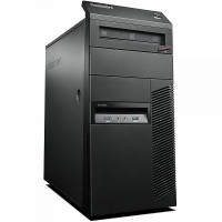 Calculator Lenovo Thinkcentre M83 Tower, Intel Core i3-4160 3.60GHz, 8GB DDR3, 120GB SSD, DVD-ROM