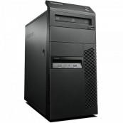 Calculator Lenovo Thinkcentre M83 Tower, Intel Core i7-4770 3.40GHz, 4GB DDR3, 250GB SATA, DVD-ROM, Second Hand Calculatoare Second Hand