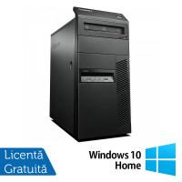Calculator Lenovo Thinkcentre M83 Tower, Intel Pentium G3220 3.00GHz, 4GB DDR3, 250GB SATA, DVD-ROM + Windows 10 Home