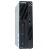 Calculator Lenovo ThinkCentre M90 USDT, Intel Core i3-550 3.20GHz, 4GB DDR3, 500GB SATA, DVD-ROM, Second Hand Calculatoare Second Hand