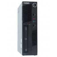 Calculator Lenovo ThinkCentre M90 USDT, Intel Core i3-550 3.20GHz, 4GB DDR3, 500GB SATA, DVD-ROM