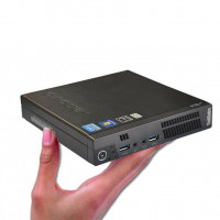 Calculator Lenovo ThinkCentre M72 Mini PC, Intel Core i5-3470T 2.90GHz, 4GB DDR3, 500GB SATA