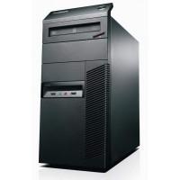 Calculator Lenovo Thinkcentre M82 Tower, Intel Core i3-2100 3.10GHz, 4GB DDR3, 250GB SATA, DVD-ROM