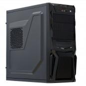 Sistem PC Interlink, Intel Celeron G1610 2.60GHz, 8GB DDR3, 120GB SSD, Radeon RX580 8GB, DVD-RW, CADOU Tastatura + Mouse Calculatoare Noi
