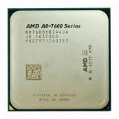 Calculator Barebone, Placa de baza GIGABYTE GA-F2A88XM-HD3 + Procesor AMD A8-7600 3.10GHz + Cooler procesor + Carcasa Stone, Second Hand Barebone