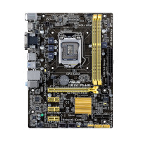 Calculator Barebone, Placa de baza Asus H81M-PLUS + Cooler procesor + Carcasa Stone