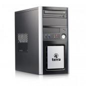 Calculator TERRA Tower, Intel Core i5-4570 3.20GHz, 8GB DDR3, 120GB SSD, DVD-ROM, Second Hand Calculatoare Second Hand