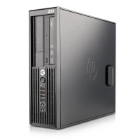 Workstation HP Z200 SFF, Intel Core i3-540 3.06GHz, 4GB DDR3, 250GB SATA, DVD-RW