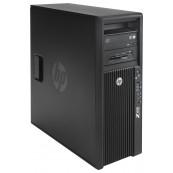 Gaming Workstation HP Z420, CPU Intel Xeon E5-2620 V2 2.10GHz-2.60GHz HEXA Core, 32GB DDR3 ECC, SSD 240GB + 2TB HDD, nVidia GeFo GeForce GTX 1060 + Windows 10 Pro 64 biti, Refurbished Workstation