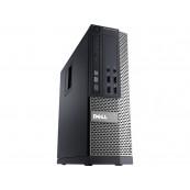 Calculator DELL 3020 SFF, Intel Core i3-4130 3.40 GHz, 4GB DDR3, 500GB SATA, DVD-RW Calculatoare Second Hand