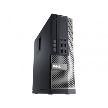 Calculator DELL Optiplex 3020 SFF, Intel Core i5-4570s 2.90 GHz, 4GB DDR3, 500GB SATA, DVD-ROM, Second Hand Calculatoare Second Hand