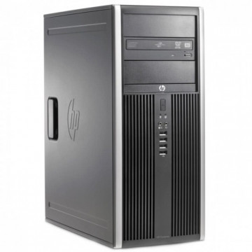 Calculator HP Compaq 6300 Pro, Tower, Intel Core i5-3470, 3.20 GHz, 4GB DDR3, 500GB SATA, DVD-RW Calculatoare Second Hand