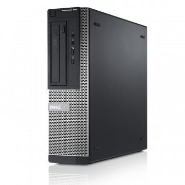 Calculator SH Dell OptiPlex 390 Desktop, Intel Core i3-2100, 3.1Ghz, 4Gb DDR3, 250Gb HDD, DVD-RW Calculatoare Second Hand