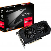 Placa video GIGABYTE AORUS Radeon RX 580, 8GB, DVI, HDMI, 3x DP, DDR5, 256-bit Componente Calculator