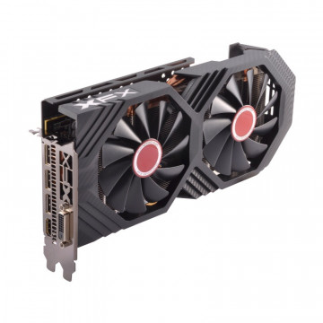 Placa video XFX Radeon RX 580 GTS XXX Edition, 8GB, DVI, HDMI, 3x DP, DDR5, 256-bit, Second Hand Componente Calculator