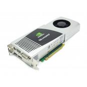 Placa video Nvidia Quadro FX 4800, 1.5GB GDDR3, Display Port, DVI, Second Hand Componente Calculator