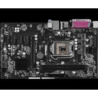 Pachet Placa de baza AsRock H81 Pro BTC R2.0, Socket 1150 + Intel G3260 3.30GHz, 3MB Cache + Cooler Intel