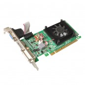 Placa video EVGA GeForce GT210, 512MB DDR3, 32-Bit, HDMI, DVI, VGA, Second Hand Componente Calculator