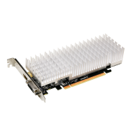Placa video Gigabyte GeForce GT 1030, 2GB GDDR5, HDMI, DVI, Low Profile bracket inclus, Racire Pasiva