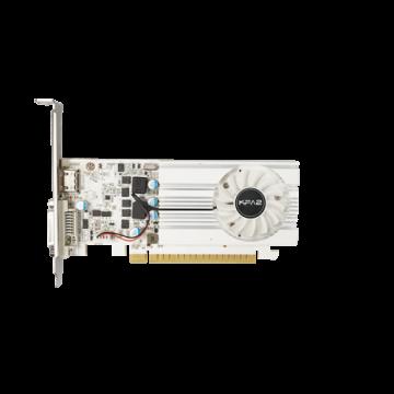 Placa video KFA2 GeForce GT 1030 EX White, 2GB DDR4, HDMI, DVI Componente Calculator