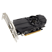 Placa video GIGABYTE GeForce GTX 1050 OC, Low Profile, 3GB GGDDR5, 96-bit