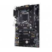 Placa de baza Gigabyte GA- H110-D3A, Socket 1151 v1, Shield + Procesor Intel Celeron G3900 2.80GHz + 4GB DDR4 + Cooler, Second Hand Componente Calculator