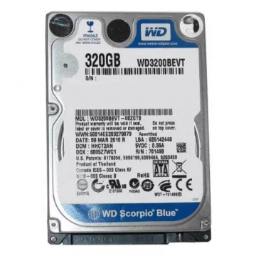 """HDD 320 GB 2.5"""" laptop Componente Laptop"""