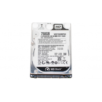 """HDD750GB 2.5"""" Laptop, Diverse modele, Second Hand Componente Laptop"""