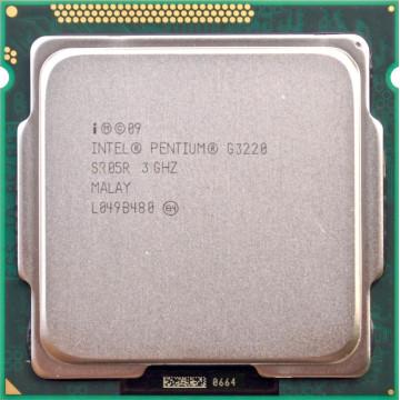 Procesor Intel Pentium G3220 3.00GHz, 3MB Cache, Socket 1150, Second Hand Componente Calculator