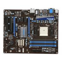 Kit Placa de Baza MSI A75A-G55, Socket FM1  + Procesor AMD A4-3300 2.50GHz, Shield si Cooler