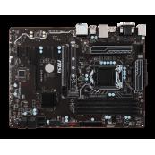 Placa de baza MSI Z270A-PRO, Socket 1151, Fara Shield, Second Hand Componente Calculator