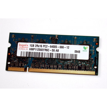 Memorie Laptop SO-DIMM DDR2-800 1GB PC2-6400S 200PIN Componente Laptop