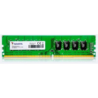Memorie RAM ADATA DDR4, 4GB, 2400MHz, CL17, 1.2v, Model ADAU2400J4G17-S