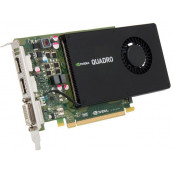 Placa video Nvidia Quadro K2200, 4GB GDDR5, 128 biti, Second Hand Componente Calculator