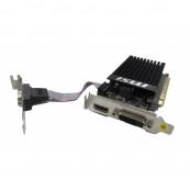 Placa video GeForce GT 710, 1GB DDR3, HDMI, DVI, VGA, Diverse modele, Low Profile, Second Hand Componente Calculator