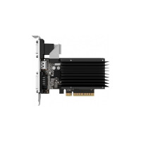 Placa video PALIT GeForce GT 710, 2GB SDDR3 (64 Bit), HDMI, DVI, D-Sub