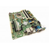 Placa de baza pentru HP 8200 SFF, Model 611834-001, Socket 1155, Fara shield, Second Hand Componente Calculator