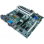 Placa de baza pentru HP EliteDesk 800 G1 tower, Socket 1150, Fara shield, Second Hand Componente Calculator