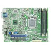 Placa de baza Dell 9010 SFF, Model E93839-2a0601, Socket 1155, Second Hand Componente Calculator
