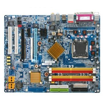 Placa de baza Gigabyte GA-8N-SLI, Socket 775 + Procesor Pentium 4 3.06GHz, Cu Shield, Second Hand Componente Calculator