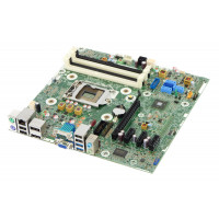 Placa de baza HP Socket 1150, Non-ATX, Pentru HP 600 G1 SFF, Fara shield