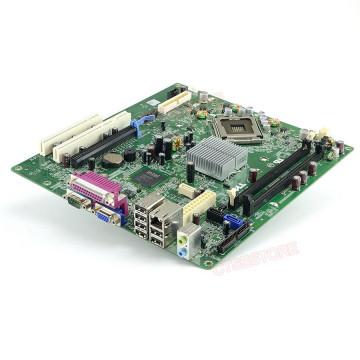 Placa de baza pentru Dell Optiplex 360 SFF, Model 0T656F, Socket 775, Fara shield, Second Hand Componente Calculator